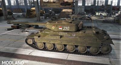 Sgt_Krollnikow51's Skin for the russian Premium Heavy Tank , 1 photo